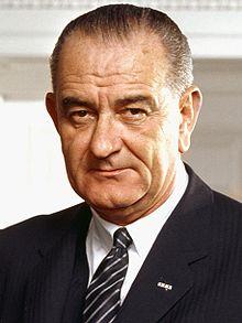 Lyndon Johnson E-M35 E-V13