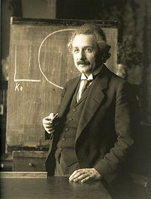 Albert Einstein E-M35