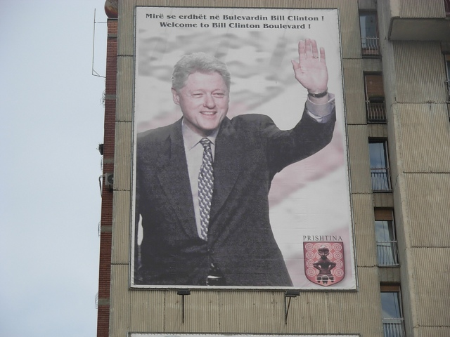 Bill Clinton Recognized Dardania Kosovo as an Independent State