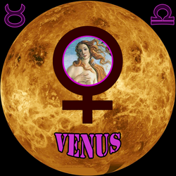 Friday - Viernes - Venus Day
