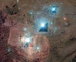 Hamitic Pyramids of Egypt and Orion Belt the Hunter (Nimrod)