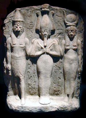 Nimrod as Osiris