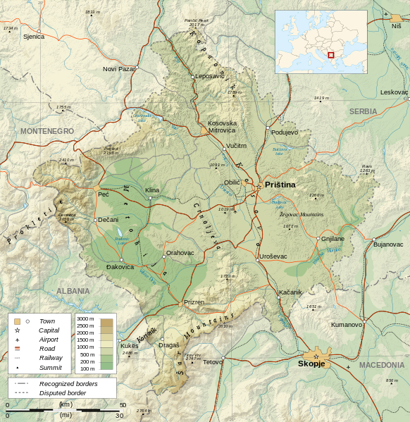 Kosovo Dardania 2013