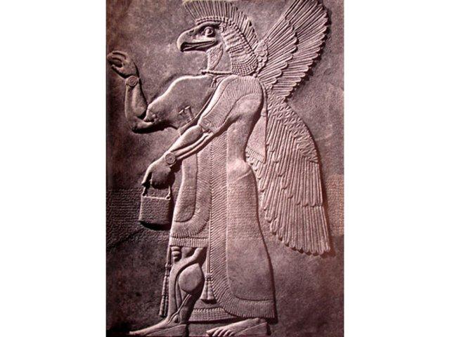Nimrod - Eagle god