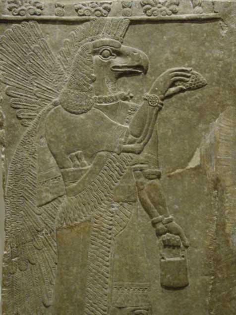 Nimrod - the Eagle god