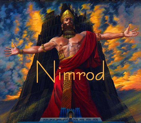 Nimrod The E-V13