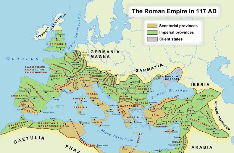 Roman senatorial provinces