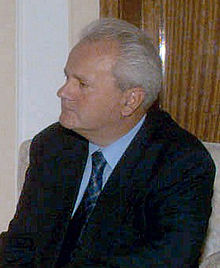 Slobodan Milosevic E-M35 E-V13