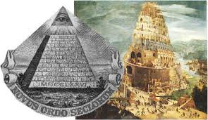 The Eye of Nimrod - The Sun of Nimrod - and the Pyramide of Nimrod - The New Age
