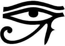 The eye of Osiris or the eye of Nimrod