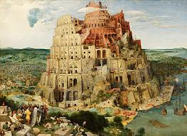 The Hamitic Tower of Babel by Nimrod