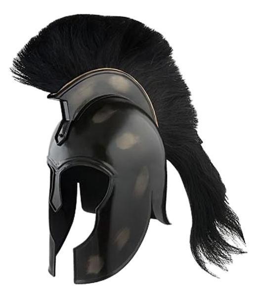 Hamitic Trojan Helmet