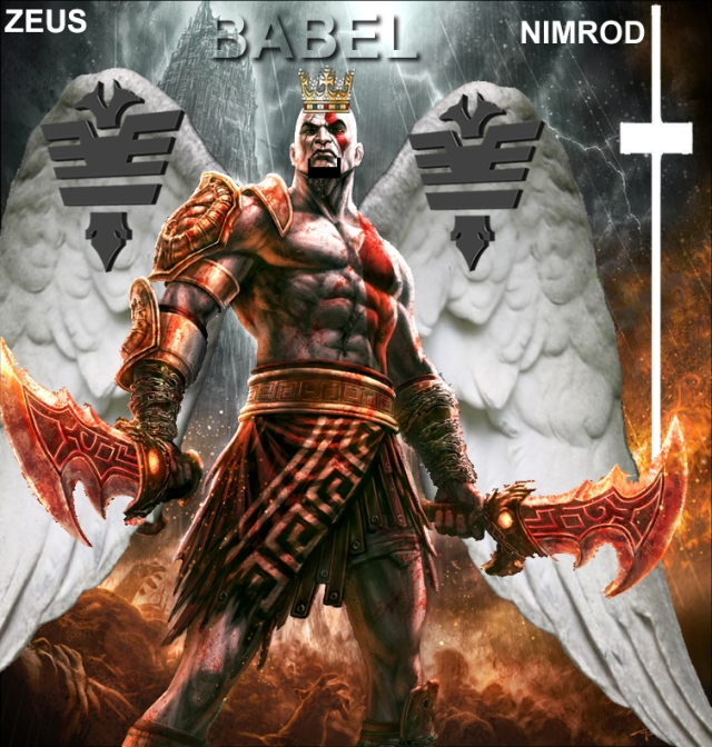 Nimrod - Zeus - Saturn - Latinus