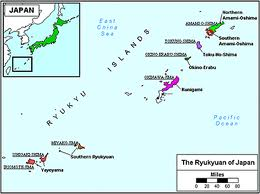 Hamitic Haplogroup D-M55 in the Ryukyuans Islands Japan