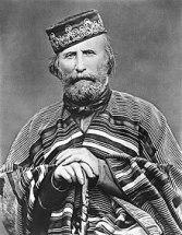Hamitic Face E-V13 Giuseppe Garibaldi