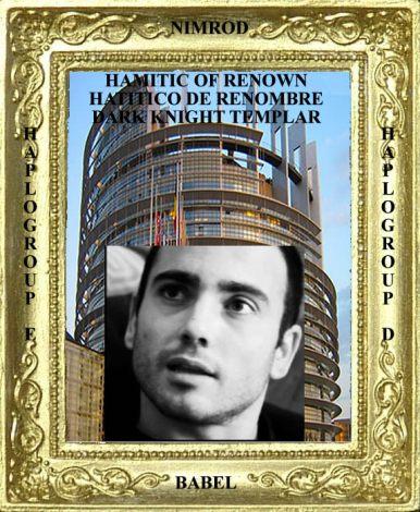 Matthieu Boujenah Hamitic of Renown