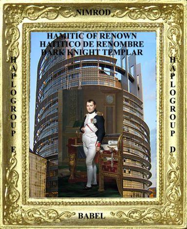 Napoleon Bonaparte Hamitic of Renown