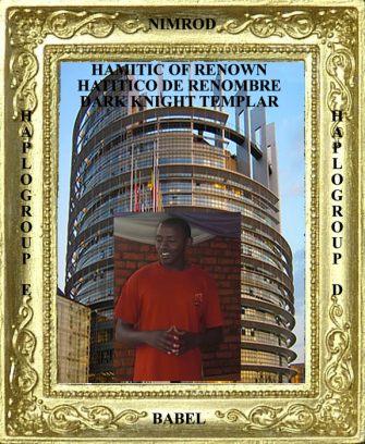 Hamitic of Renown Tutsi Man